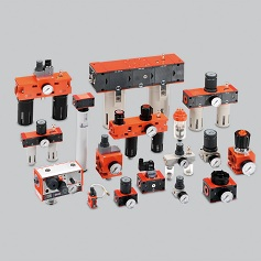 Metal Work Filter Regulators Lubricators