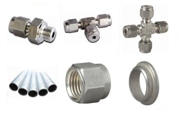 316 Stainless Compression Fittings