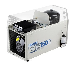 Oil-Free Silent Air Compressors - Professional VTS (Optional Dryers)