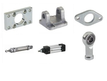 Cylinders, Gas Struts, Air Motors & Movers
