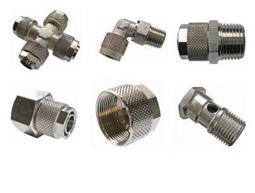 Quick Brass Compression Fittings