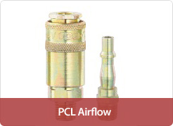 PCL Airflow Couplings and Adaptors