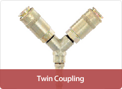 PCL Twin Airflow and Vertex Coupling