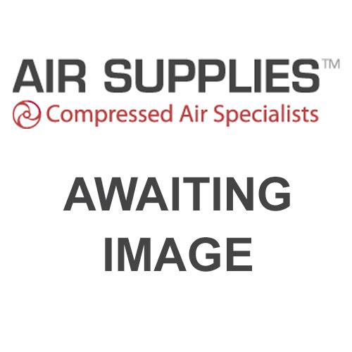 Clean Air Oil Free Prime Silenced Piston Compressor - 3+3HP 500 l/min @ 5 Bar