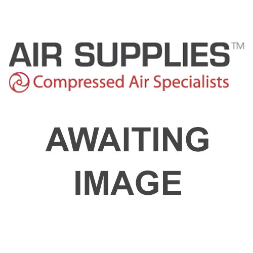 ABAC GENESIS Rotary Screw Air Compressor - 5.5Kw 7.5Hp 28.9Cfm @ 8 Bar - Complete Unit (Tank + Dryer + Filters)