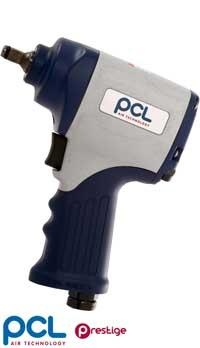 """APP101 3/8"""" Impact Wrench   PCL PRESTIGE RANGE  Ergonomic and streamlined housing for greater access in tight spaces."""