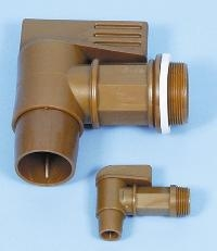 """Drum Taps - Polyethylene   Lubrication & Fuel Systems  """"Use with a wide range of oils,"""""""