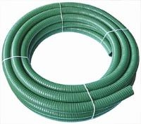 """Medium Duty Suction & Delivery Hose - 10 & 30m Coils In Green   """"General Pumping And Suction Applications In Agriculture,""""    Industry And Construction"""