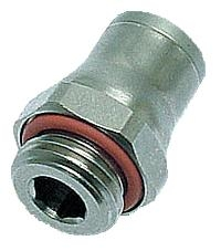 Male Stud   Legris LF3600 Industrial and Food Applications  BSPP & Metric Thread