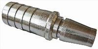 """BE 68 Twist Type Heavy Duty Adaptor in Steel   PNEUMATIC QUICK RELEASE COUPLINGS -  """"BSPT Male, BSPP Female & Hosetail"""""""