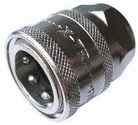 Water Coupling - Steel   PNEUMATIC QUICK RELEASE COUPLINGS -  BSPP Female