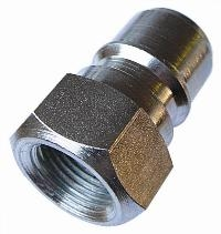 Water Adaptor - Steel   PNEUMATIC QUICK RELEASE COUPLINGS -  BSPP Female