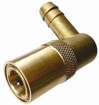 90 Non-Valved Socket   Mould Couplings 300 Series -  Hosetail