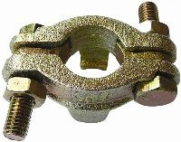 Safety Clamps   Zinc & Yellow Passivated