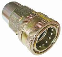 ISO-A Couplings   Hydraulic Quick Release Coupling -  BSPP Female Thread