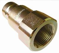 Premier Range Flat Face Plugs   Hydraulic Quick Release Coupling -  Female BSPP Thread