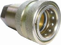 ISO A Coupling - Steel   Hydraulic Quick Release Coupling -  BSPP Female Thread