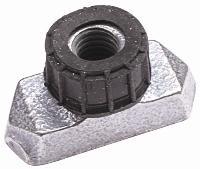 Rail Nut   Waltersheid Hydraulic Compression Fittings