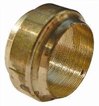 Universal Tubing Sleeve   Brass Compression Fittings - Interchange Norgren/Enots  Metric