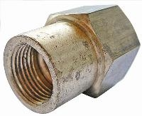 Straight Adaptor   Brass Compression Fittings - Interchange Norgren/Enots  Metric