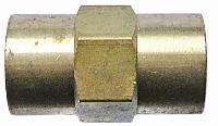 Straight Connector   Brass Compression Fittings - Interchange Norgren/Enots  Imperial