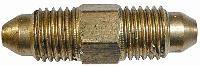 Nipple Connector   Brass Compression Fittings - Interchange Norgren/Enots  Metric