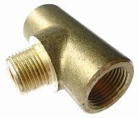 Male T Adaptor   Brass Compression Fittings - Interchange Norgren/Enots  Metric