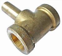 Stem T Connector   Brass Compression Fittings - Interchange Norgren/Enots  Metric