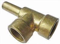 Side Stem T Connector   Brass Compression Fittings - Interchange Norgren/Enots  Imperial
