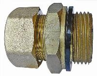 Stud - Male BSPP   Brass Compression Fittings - AIGNEP  BSPP Male Thread