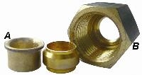 Reducer - Tube   Brass Compression Fittings - AIGNEP