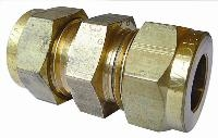 Equal Ended Coupling   Brass Compression Fittings - WADE Imperial