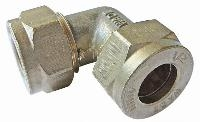 Equal Elbows   Brass Compression Fittings - WADE Imperial