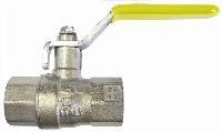 Gas - Ball Valve   Brass Valves  Female BSPP x Female BSPP