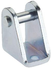 Clevis Foot Mount   Cylinders  For ISO 6432 Cylinder
