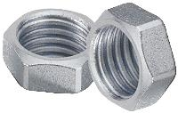 Nut For Piston Rod   Cylinders  For ISO 6432 Cylinder