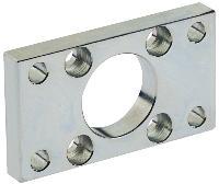 Flange Mount Kit   Cylinders  For ISO 6431 Cylinder