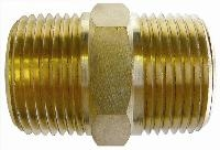 Equal Connector   Brass Fittings  BSPT Male Thread