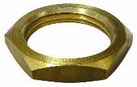 Lock Nut   Brass Fittings  BSPP
