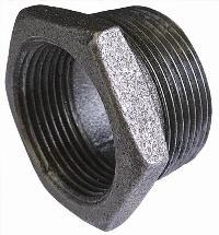 Reducing Bush   Malleable Iron Fittings  Black