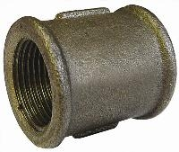Equal Socket   Malleable Iron Fittings  Black