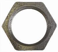 Lock Nut/Back Nut   Malleable Iron Fittings  Galvanised