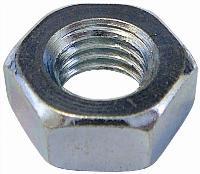Lock Nut / Back Nut   Malleable Iron Fittings  Metric Female Thread