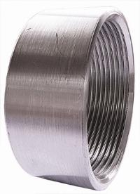 Half Socket   316 Stainless Steel  BSPP Female Thread