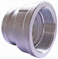 Reducer   316 Stainless Steel  BSPP Female Thread