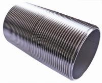 Close Nipple   316 Stainless Steel  BSPP Female Thread