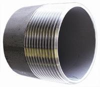 Welding Nipple   316 Stainless Steel  BSPT Male Thread