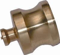 Dust Plug   Cam & Groove  Brass