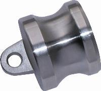Dust Plug   Cam & Groove  Aluminium