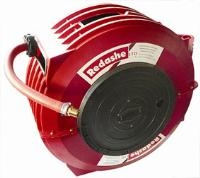 Hose Reels - Spring Rewind   REDASHE  All Models Are Supplied With Wall Mounting Bracket